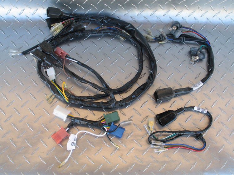 wh725flg americanclassix classic kawasaki original and streetfighter 1978 kz650 wiring harness at crackthecode.co