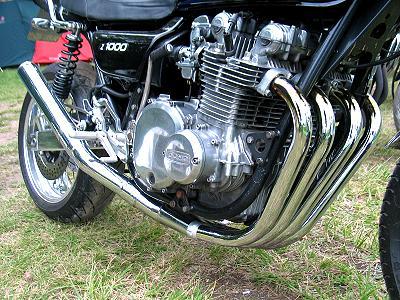 /'83 Stainless Steel Exhaust Stud Set /'77 Kz650 Kawasaki Z650