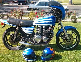 AmericanClassix - Classic Kawasaki Original and